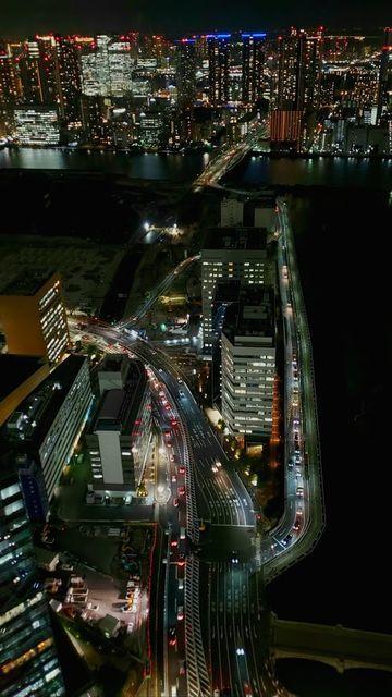 カレッタ汐留46階展望スペースからの眺望