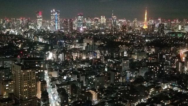 恵比寿ガーデンプレイスタワーのSKY LOUNGE
