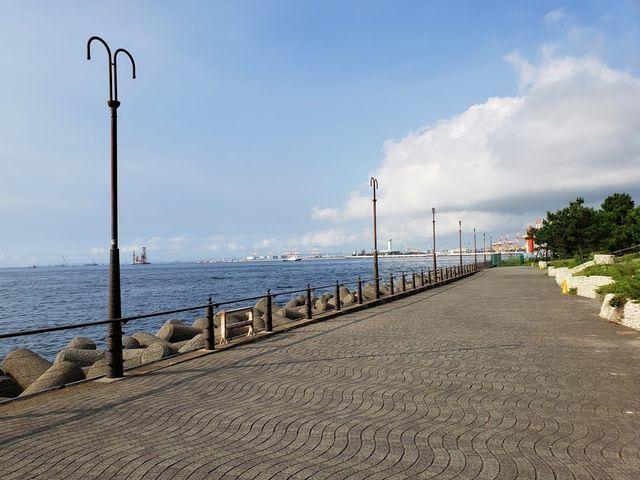 大黒海づり公園