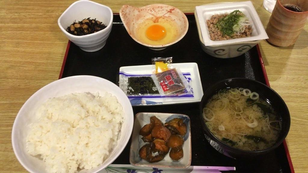 ニュー大泉朝食