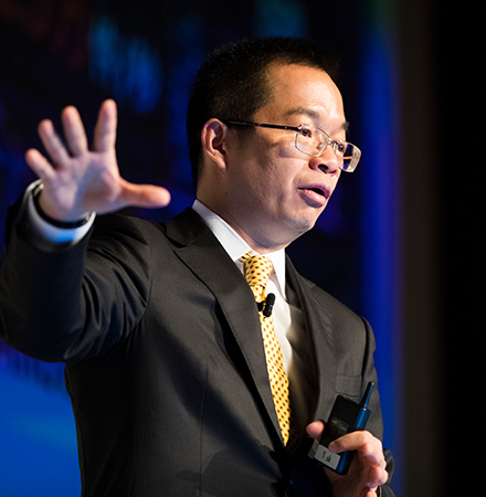 Lancelot Guo Alibaba Cloud Vice President,Alibaba Group Vice President,Alibaba Cloud Strategy
