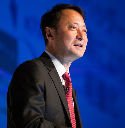 宮川潤一 ソフトバンク株式会社 代表取締役 副社長執行役員 兼 CTO