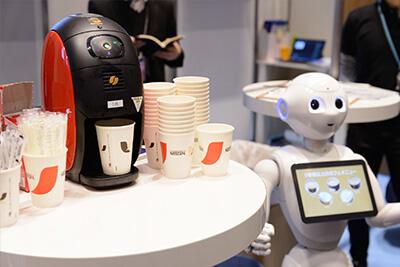 IoTカフェ ネスレ日本株式会社