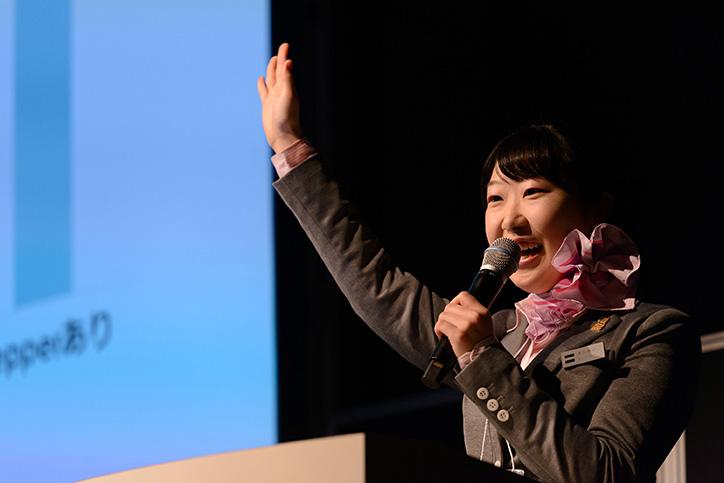 濱田 茜子 ソフトバンク仙台六丁の目店 ショップディレクター ソフトバンク接客No.1グランプリ2016 東北代表