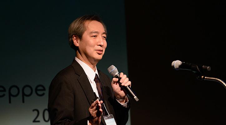 斎川 幸貴 氏 株式会社 岡村製作所 マーケティング本部 ソリューション戦略部 ICT担当部長