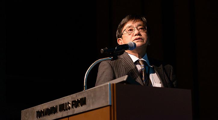 稲野 清治 氏 株式会社グローバルワイズ 技術担当取締役