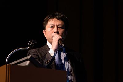 志水 潤一 氏 日本空港ビルデング株式会社 経営企画本部 事業企画部 次長