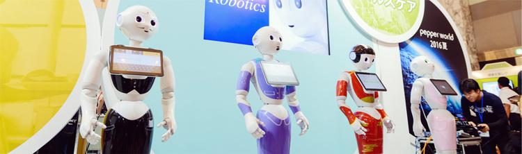 接客からヘルスケアまで、Pepper for Bizに見るロボットの役割