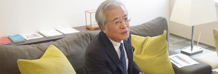IoTの権威 坂村健が語る、オープンIoTと次世代の情報論