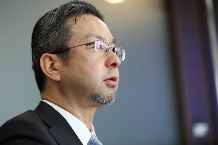 地方創生における官民それぞれの役割を語る太田氏