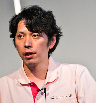 大浦 清 cocoro SB株式会社 取締役