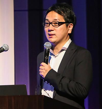 天野 武氏 ヤフー株式会社 マーケティングソリューションズカンパニー データ事業推進本部 リサーチアナリシス部 部長
