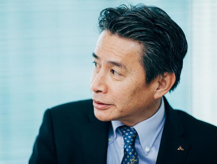 三菱自動車工業 坂本康弘氏