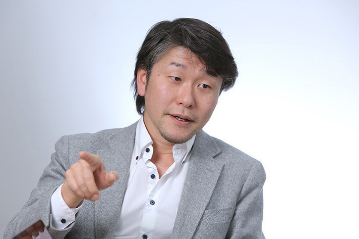 SoftBank Ads Platformについて語る藤平氏