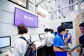 Slack Japan コミュニケーションを快適にするビジネスコラボレーションハブ