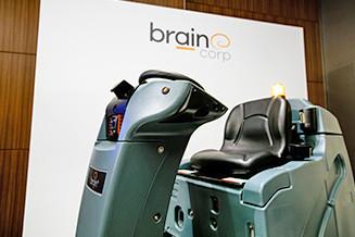 Brain Corp 人材不足を解消するAI清掃ロボット