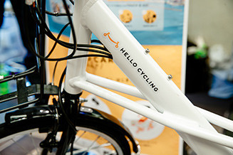 OpenStreet「HELLO CYCLING」IoTを活用した自転車シェアリングサービス