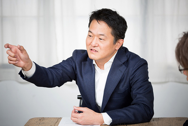 ソフトバンクのRPA事例について語る上永吉氏