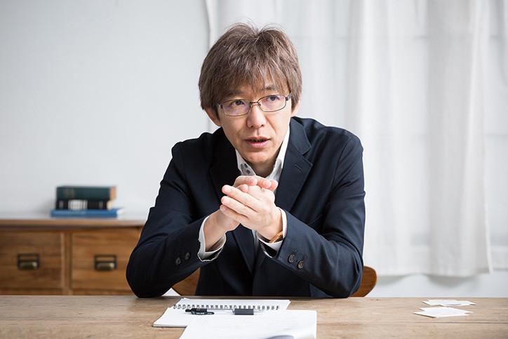 人としての価値がRPAで浮かび上がると語る及川氏