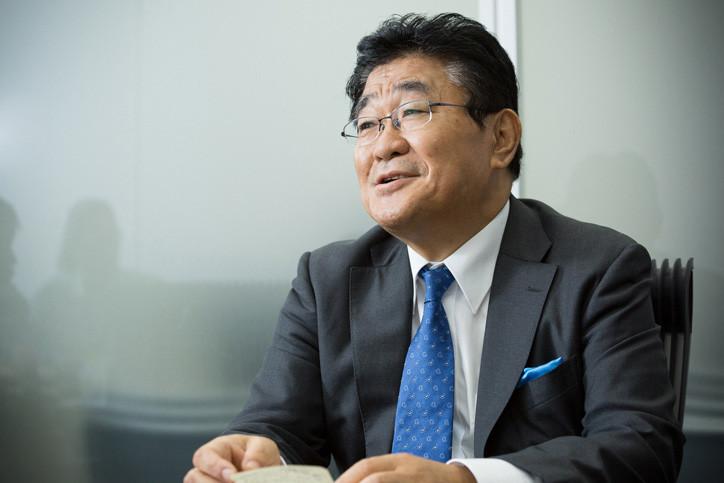 日本でのセキュリティ対策について語る西本氏