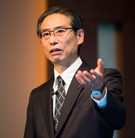 藤谷寛幹 株式会社日立物流 執行役常務 営業統括本部長