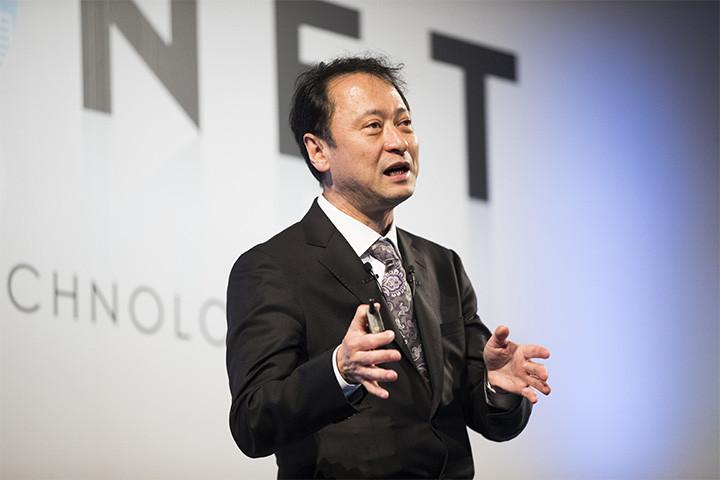MONET Tehcnologiesの共創の取り組みについて語る宮川氏