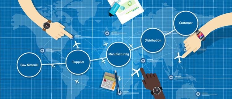 ブロックチェーンのビジネス活用事例:トレーサビリティ(製品情報の追跡)