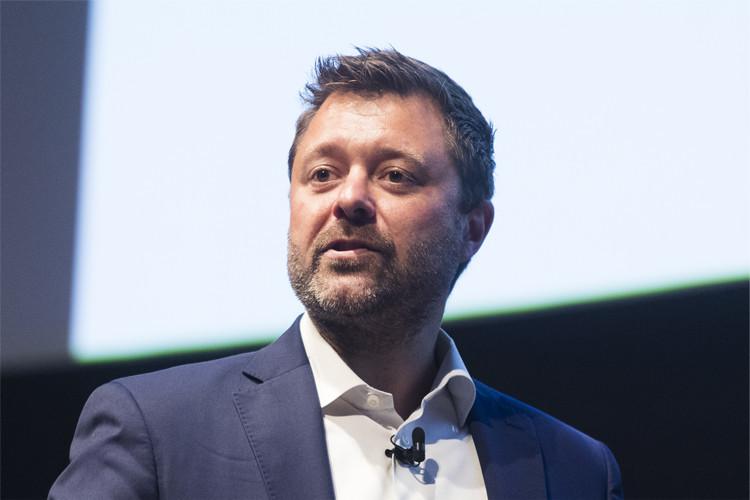 Mapbox Inc. CEO Eric Gundersen