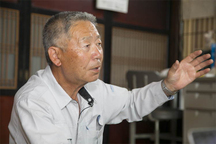 IoTによる農業の変革について語る荒木田氏