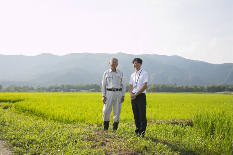 行政と農家がタッグを組んで農業IoTに取り組む