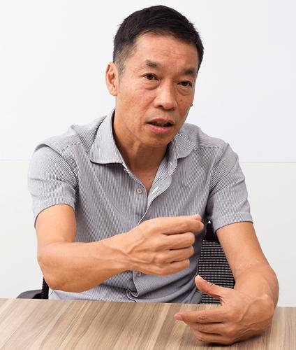 「ぺっぷれ」開発の経緯を語る滝本氏