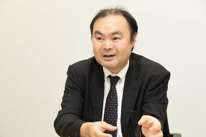 公共インフラの老朽化について語る中澤氏