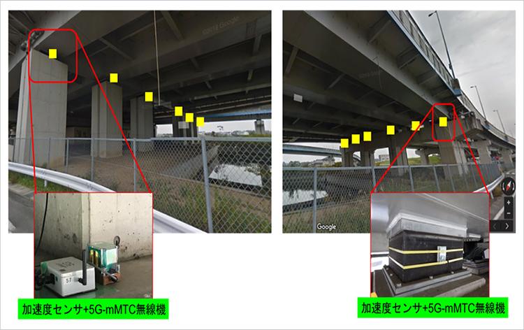 5G×IoTが実現する「橋梁の健全性監視」