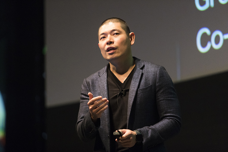 Anthony Tan Grab Group CEO & Co-Founder