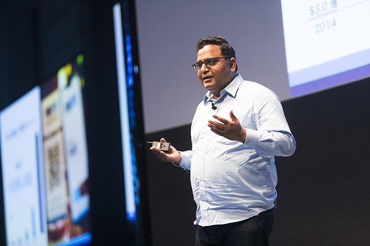 Vijay Shekhar Sharma Founder & CEO Paytm