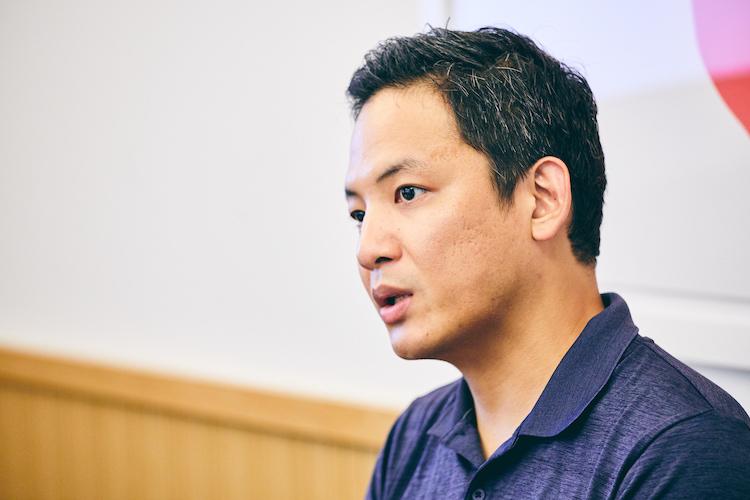 ナウト・ジャパン 日本代表 井田哲郎氏
