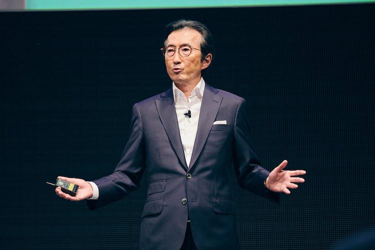 小出伸一 株式会社セールスフォース・ドットコム 代表取締役会長 兼 社長