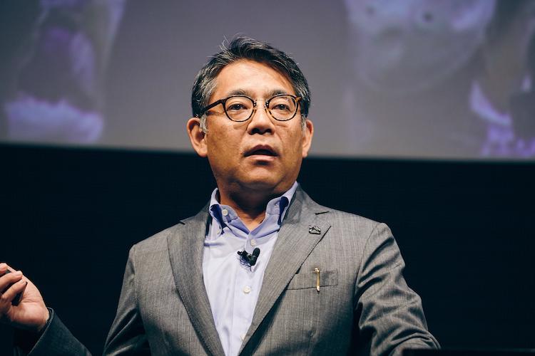 三澤智光 日本アイ・ビー・エム株式会社 取締役専務執行役員、クラウド & コグニティブ・ソフトウェア事業本部長