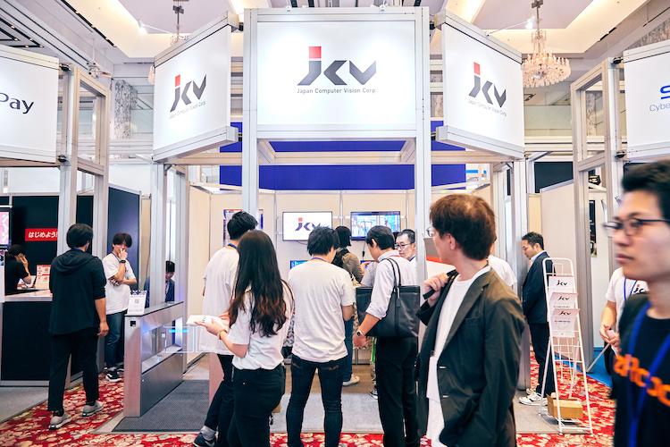 日本コンピュータビジョン:スマートビルディング&スマートリテール