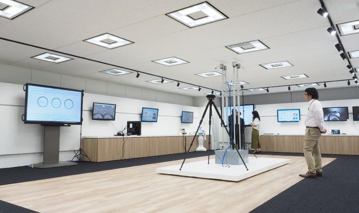 「5G×IoT Studio」お台場ラボ