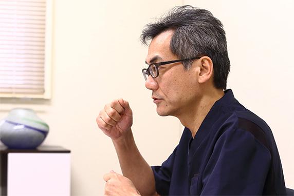人の終末期には食べられない時期があると語る菊谷医師