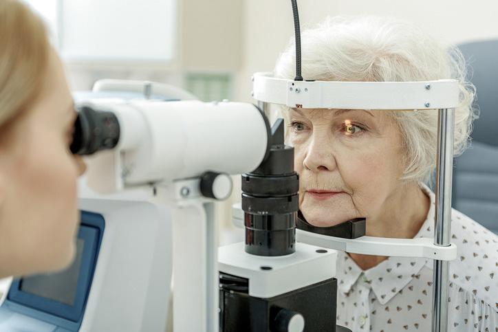 眼科の診断用のカメラがモバイル端末に置き換わる可能性もある