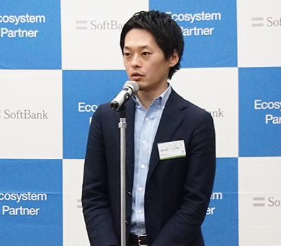 株式会社 ジェナ 取締役 AIソリューション事業部 プロダクトマネージャー 五十嵐 智博 氏