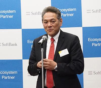 システナ 株式会社 上席執行役員 ITマネジメント事業本部 本部長 藤井 宏幸 氏