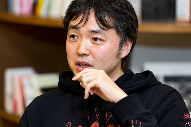 データは取れば良いというものではなく, その後のアクションにつなげられるかが重要だと語る菅原氏