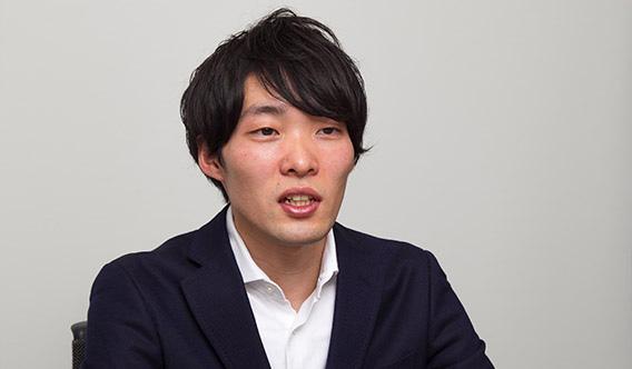 DX時代にソフトバンクが大きな役割を果たしたいと語る高橋氏