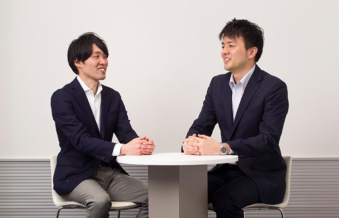 堀内氏と高橋氏