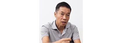 滝本 賀年氏 エクスウェア株式会社 代表取締役