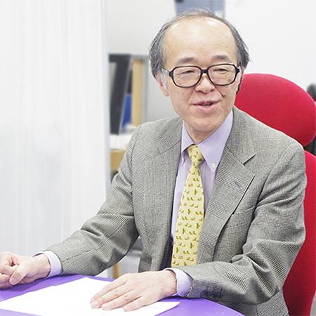 VRの未来について語る廣瀬氏