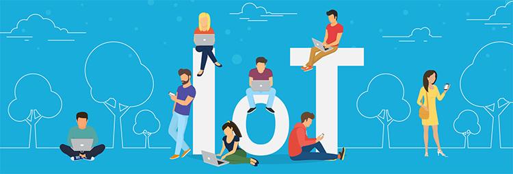 IoT化されたキャンパスは、学生とともに成長する